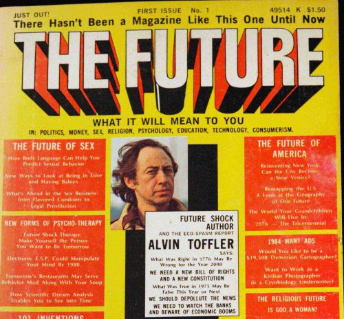 AlTofflerTheFuture